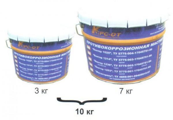 Антикоррозийная мастика вектор 1236 1214 екатеринбург гидроизоляция прудов