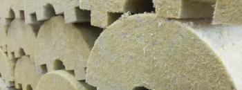 Применение и монтаж минераловатных цилиндров АМАКС