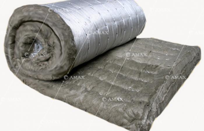 Батиз термо +400 на стеклоткани, базальтовый мат из БСТВ